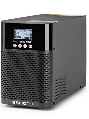 Salicru SLC 1000 Twin PRO2 SAI On-Line Doble conversión de 700 VA a 3000 VA - Fuente de alimentación Continua (UPS) (Doble conversión