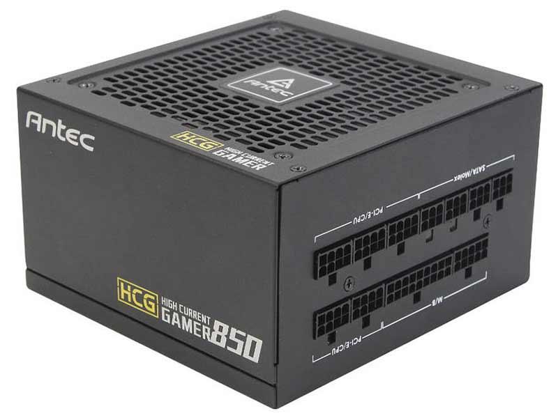 Antec HCG850 Unidad de - Fuente de alimentación