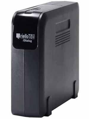 Riello Idialog - Sistema de alimentación ininterrumpida (960 W, USB, 1600 VA)