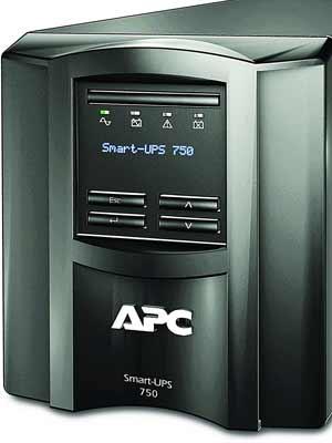 APC Smart-UPS SMT, SMT750I, Sistema de alimentación ininterrumpida, SAI, 750 VA