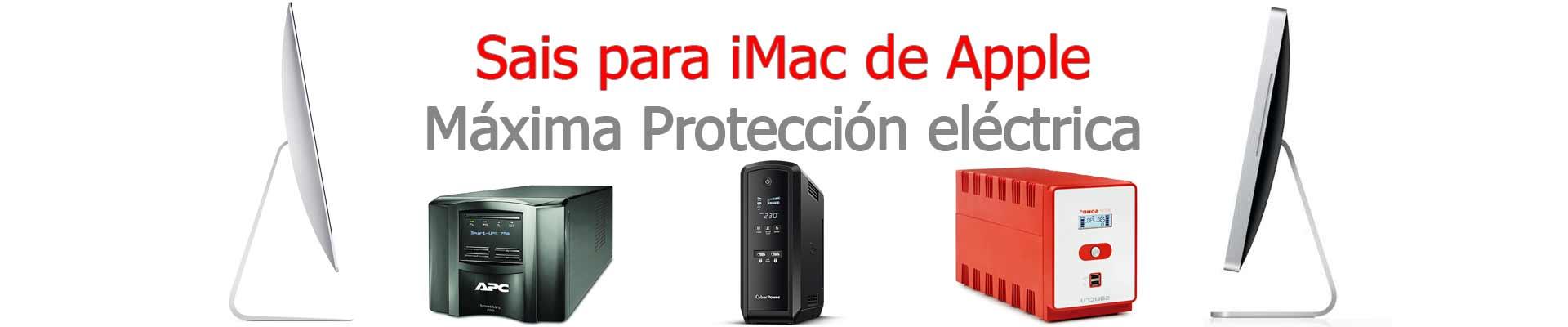 Sais para iMAc de Apple