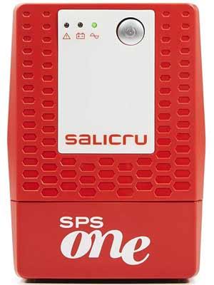 Salicru SPS 500 One – Sistema de Alimentación Ininterrumpida (SAI/UPS) de 500 VA Line-Interactive