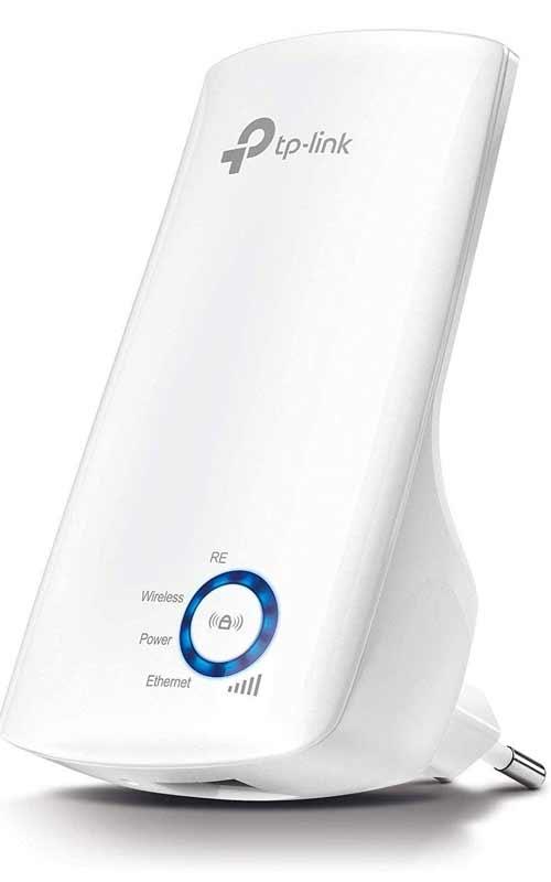 Repetidor Wifi inalambrico TP-Link N300 Tl-WA850RE. 300mb
