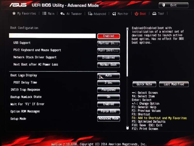 Bios Ordenador PC Cambiar dispositivos de arranque arrancar desde pendrive boot usb