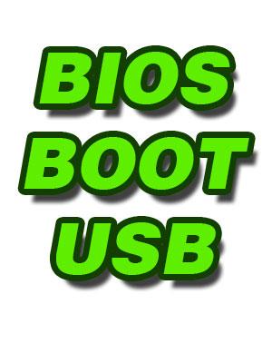 Configurar Bios para arrancar desde pendrive USB