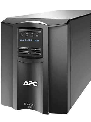 APC Smart-UPS SMT, SMT1500I, Sistema de alimentación ininterrumpida, SAI, 1500 VA