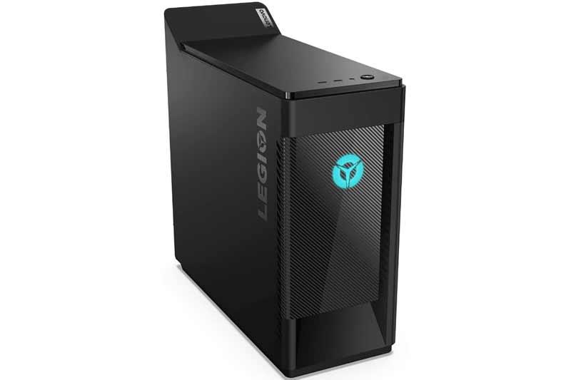 Comprar PC gaming Lenovo Legion T5 Gaming - Ordenador de sobremesa (Intel Core i5-10400, 8GB RAM, 512GB SSD, Tarjeta gráfica NVIDIA RTX2060-6GB
