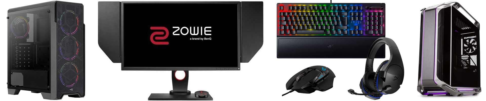 Comprar el Mejor PC Gaming. COmparativa. Review. PC Juegos